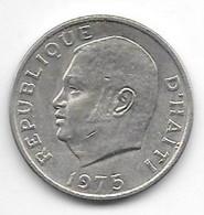 Haiti 10 Cents 1975 Km 120 - Haïti