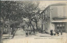 GARD : Marguerites, Boulevard De Labaud - Altri Comuni