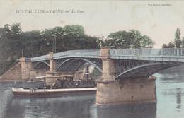 Côte-d'Or - Pontailler-sur-Saône - Le Pont - Altri Comuni