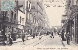 Côte-d'Or - Dijon - Rue De La Liberté - Porte Guillaume - Dijon