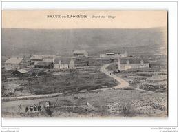 CPA 02 Braye En Laonnois Ouest Du Village - Altri Comuni