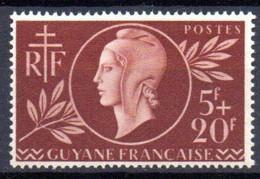 Guyane: Yvert N° 179** - Unused Stamps