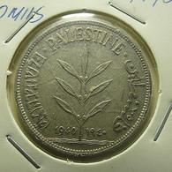 Palestine 100 Mils 1940 Silver - Munten