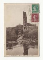 Barneville (-sur-Mer), Ruines Du Vieux Moulin Du Tôt, éd. Thomine, Photo Ch. Meyer - Barneville