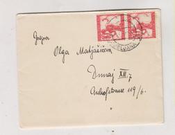 SLOVENIA, LJUBLJANA 1919 Nice Cover To Austria - Slovenia