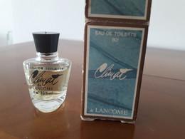 LANCÖME **CLIMAT**EdT *6ml Pleine *Très Ancienne * Vintage * - Vintage Miniatures (until 1960)