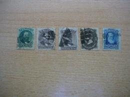 (12.09) BRAZILIE Keizer Pedro II (diverse Kwaliteit) - Brasilien