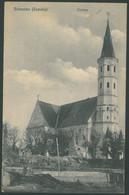 SIAULIAI Vintage Postcard Schaulen Lithuania - Lituania
