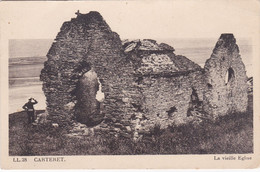 CARTERET - La Vieille Eglise - Carteret