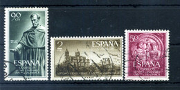 1953 SPAGNA SET USATO - 1931-Aujourd'hui: II. République - ....Juan Carlos I