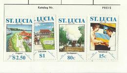 ST.LUCIIA - St.Lucia (1979-...)