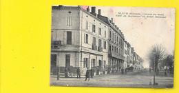 BLAYE Café De Bordeaux Hôtel Bellevue Cours Du Quai (Dando) Gironde (33) - Blaye