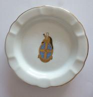 4° RD REGIMENT DE DRAGONS Petite Assiette Décorative En Porcelaine - Autres