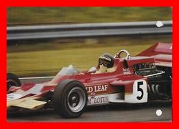 CPSM/gf SPORT Automobile.  Jochen RINDT Sur Lotus-Ford...L232 - Grand Prix / F1