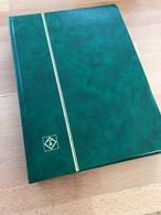 Album Lüchtturm 64 Pages Vert Avec +- 2700 Timbres Oblitérés Souvent En Oblitérations Sélectionnées Toutes Périodes - Used