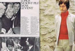 "REPORTAGE  "" MICHEL POLNAREFF  "" 1967 - Music & Instruments"
