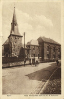 Nederland, VAALS, Ned. Hervormde Kerk En R.K. Patronat (1941) Ansichtkaart - Vaals