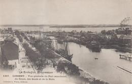 La Bretagne Pittoresque - 1357 - Lorient - Vue Générale Du Port Marchand, Du Cours, Des Quais Et De La Rade - Lorient