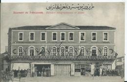 TURQUIE - SOUVENIR De TREBIZONDE - Bureaux Télégraphiques Et Poste - Türkei