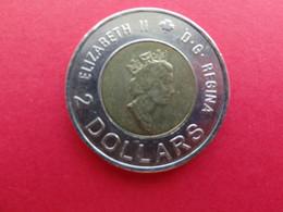 Canada  2 Dollars  2000 Km 399 - Canada