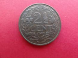 Pays-bas  2 1/2 Cent  1941  Km 150 - 2.5 Cent