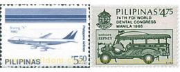 Ref. 631867 * MNH * - PHILIPPINES. 1987. BASIC. DIFFERENT REASONS . BASICA. MOTIVOS VARIOS - Philippines