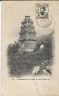 VIET-NAM, Yunnam, Tombeau De Bonze A Sui-Gan-Fou - Viêt-Nam