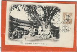 VIET-NAM, Yunnam, Mendiants Au Marché De Po-Si - Viêt-Nam
