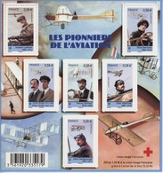 F 4504 Neuf ** Y.T. Feuillet FRANCE 2010 Les Pionniers De L'Aviation - Ongebruikt