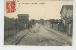 ANTONY - CROIX DE BERNY - Rue Voltaire - Antony