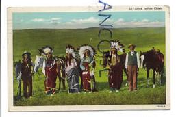 52 - Sioux. Indian Chiefs / Chefs Indiens. - Indianer