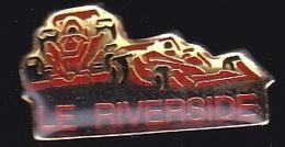 66835- Pin's.  Riverside.Rallye Automobile. - Rallye