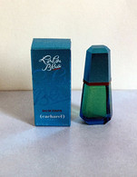"""Miniature """"LOULOU BLUE"""" De CACHAREL Eau De Toilette 5 Ml (71-Lo) - Modern Miniatures (from 1961)"""