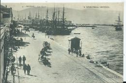 TURQUIE -  SMYRNE - Les Quais - Türkei