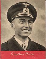 ZXB WHW Günther Prien (8 Seiten) GH - Police & Military