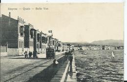 TURQUIE -  SMYRNE - Quais - Belle Vue - Türkei