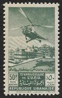 LIBAN  1949 -  PA  56   - UPU  - NEUF** - Lebanon