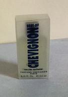 """Miniature """"BEST""""of CHEVIGNON Eau De Toilette  4,5 Ml Dans Sa Boite Plastifiée (71-Lo) - Modern Miniatures (from 1961)"""