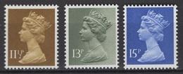 Grande-Bretagne 1979. Michel N° 801/03 Ou Y&T N° ???, MNH, **, Neufs. - Nuovi