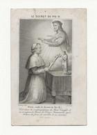 Le Secret De Pie IX, éd. Bonamy N° 27, 2e Série - Images Religieuses