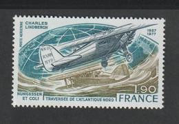 Poste Aérienne -  1977  -    N° 50    - 3f . Vert Foncé ,olive Et Bleu Vert     - Neuf Sans Charnière - - 1927-1959 Mint/hinged
