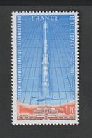 Poste Aérienne -  1979 -    N° 52    - Salon International De L' Aéraunautique   - Neuf Sans Charnière - - 1927-1959 Mint/hinged