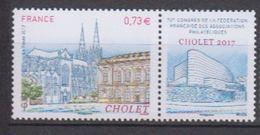 2017-N°5142**  CHOLET - Nuevos