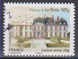 FRANCE - Timbre Autoadhésif N°869 Oblitéré - Luchtpost
