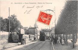 ¤¤  -  BAGNEUX   -  Place Dampierre   -  Station Du Tramway   -   ¤¤ - Puteaux