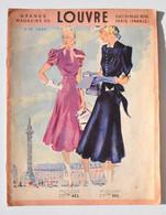 Mode : Catalogue été 1939 Des Grands Magasins Du Louvre - Paris - Fashion