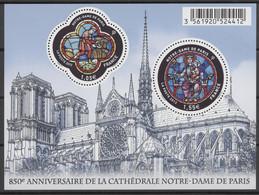 F 4714 Neuf ** Y.T. 850e Anniv. De La Cathédrale Notre-Dame De Paris  2012 Feuillet FRANCE - Mint/Hinged
