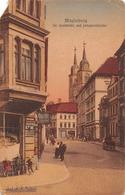 R452085 Magdeburg. Gr. Junkerstr. Mit Johanniskirche. Kretzschmar And Schatz - Welt
