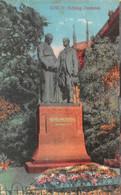 R452228 Coeln. Kolping. Denkmal. H. W. K. Postcard - World