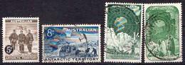 Australian Antarctic Used Set - Used Stamps